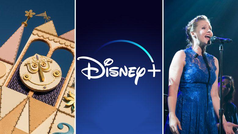 Disney+ nonfiction annoucements
