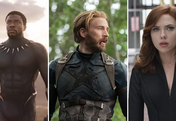 10 Favorite Costume Evolutions from More than 10 Years of the Marvel Cinematic Universe