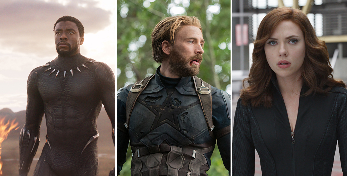 10 Favorite Costume Evolutions From More Than 10 Years Of The Marvel Cinematic Universe D23 Plus, based on the end credits. marvel cinematic universe
