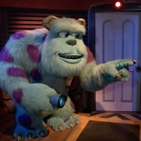 Monsters Inc. Ride & Go Seek