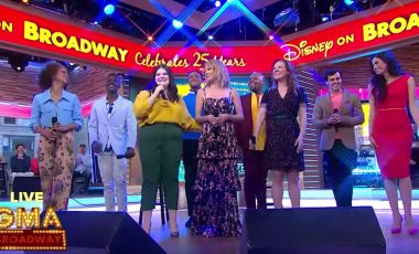 Celebrate 25 Years of Disney on Broadway with this Musical Medley