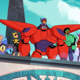 Big Hero 6 The Series Renewed for Season 3—Plus More in News Briefs