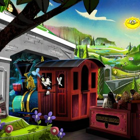 JUST ANNOUNCED: Mickey & Minnie's Runaway Railway Rolls into Disneyland in 2022