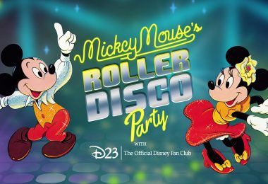 Mickey Mouse's Roller Disco Party