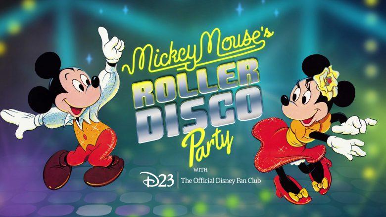 mickey disco party