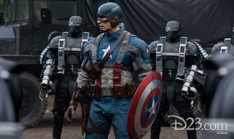 Captain America: The First Avengers