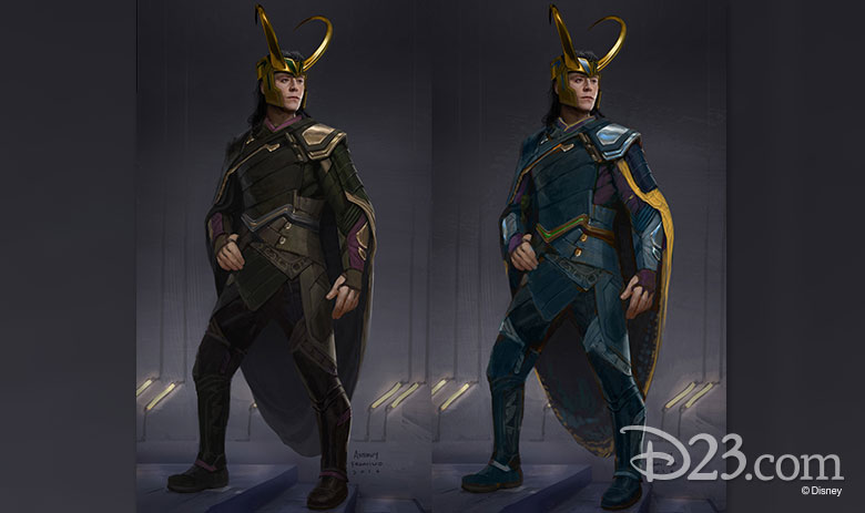 Marvel Cinematic Universe concept art