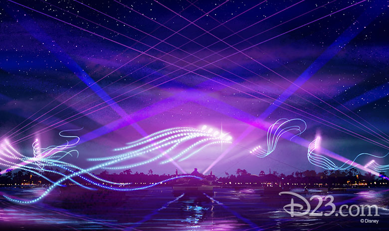 Epcot Forever concept art