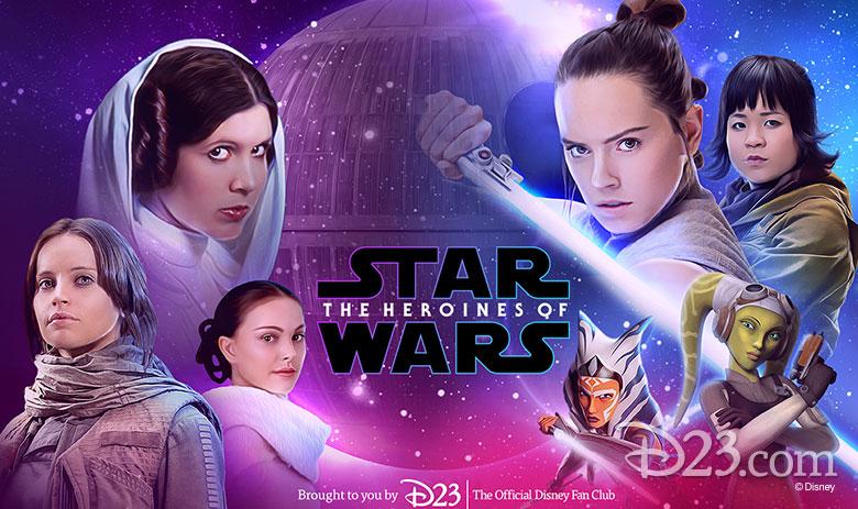 Star Wars Heroines