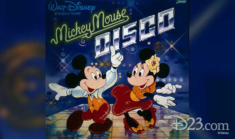 mickey disco party
