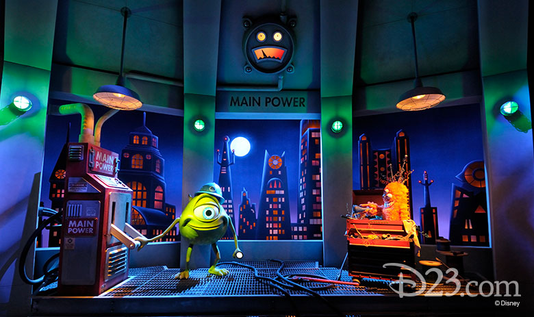 A Behind-the-Scenes Look at Tokyo Disneyland's Monster's Inc