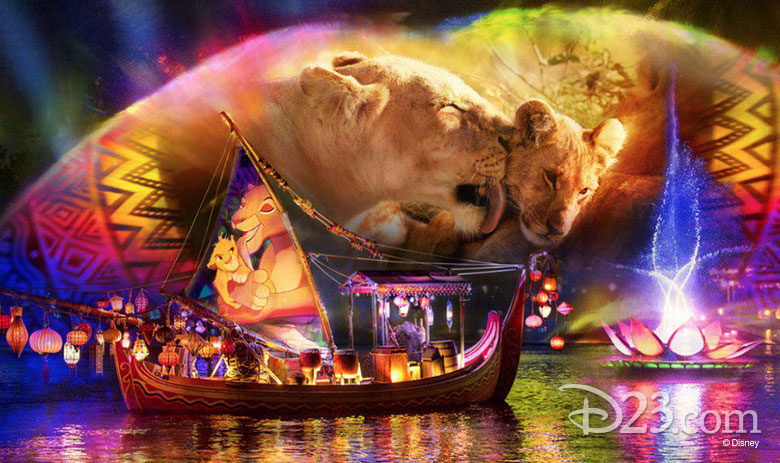 Rivers of Light We are One