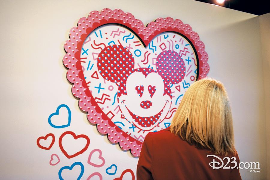 Pop-up Disney!