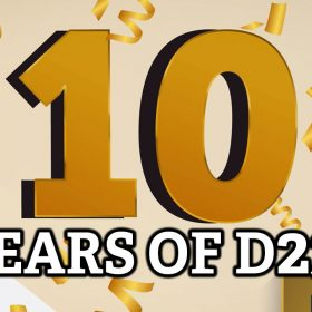 Must-See Stats from 10 Years of D23
