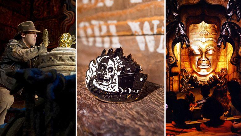 Indiana Jones in Disney Parksa