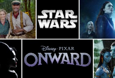 Disney and Fox film slate