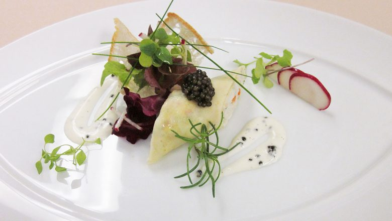 Alaskan King Crab Cannelloni