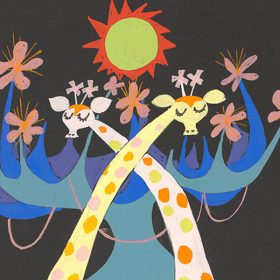 it's a small world Mary Blair concept art