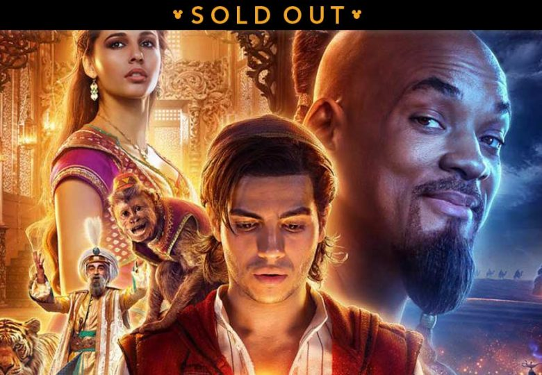 Attend the Red Carpet Premiere of Disney's Aladdin