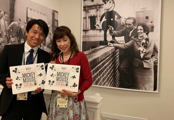 The Walt Disney Family Museum Welcomes D23 for the Opening of New Mickey Mouse Exhibit!
