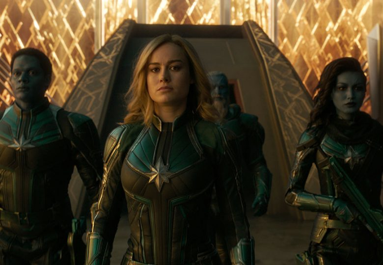 Discover the Mystery of the Kree in this Exclusive Clip from Captain Marvel