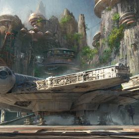 Stream the Star Wars: Galaxy's Edge Dedication Ceremony—Plus More in News Briefs