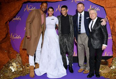 Aladdin Press events around the world