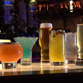 Oga's Cantina drinks