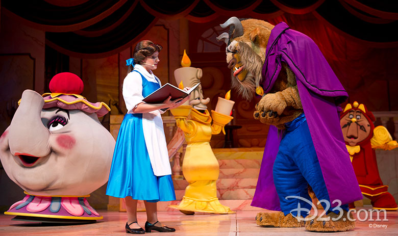 Beauty and the Beast Live!