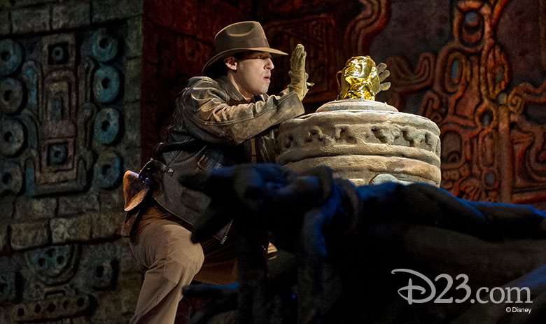 The Indiana Jones Stunt Spectacular