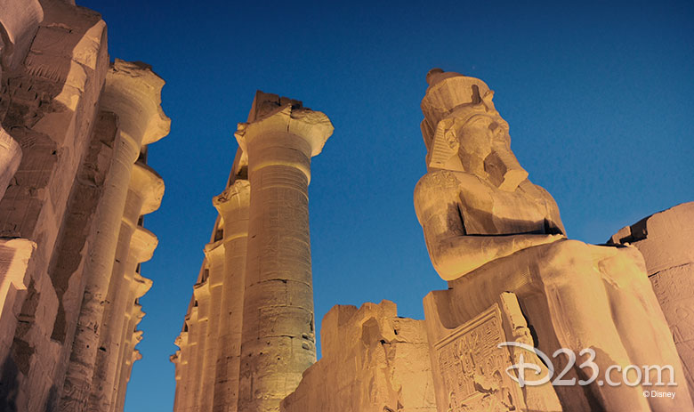 Adventures by Disney Egypt tour