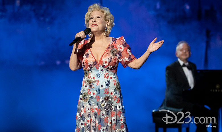 Bette Midler - 2019 Disney Legends