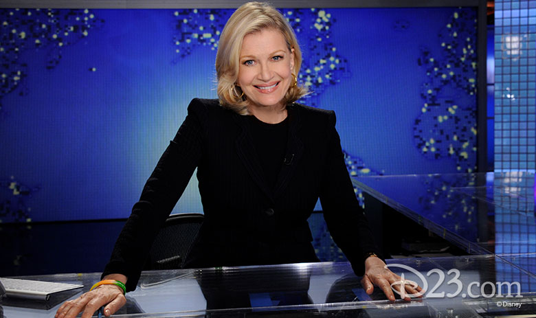 Diane Sawyer - 2019 Disney Legends