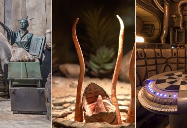 Images from inside Star Wars: Galaxy's Edge at Disneyland