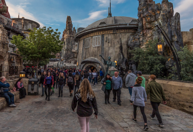 Star Wars: Galaxy's Edge at Disneyland