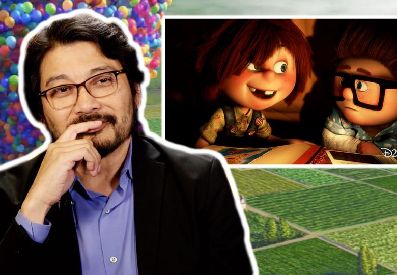 3 Amazing Stories Behind Disney•Pixar's Up | 10 Years of Up