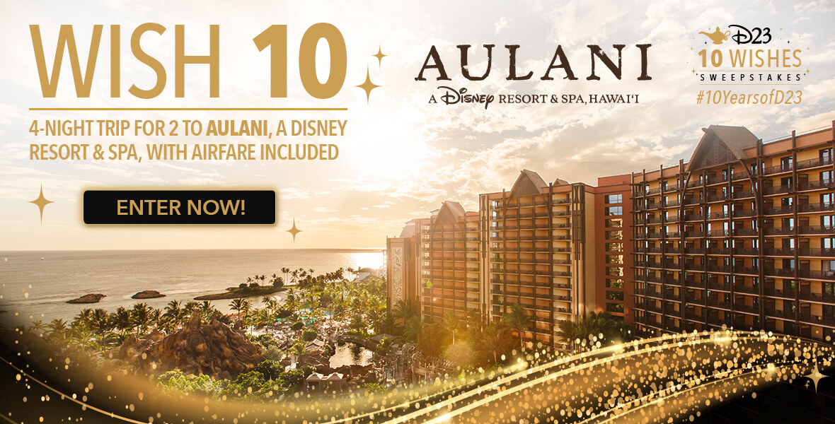 10 Wishes Sweepstakes Week 10 prize