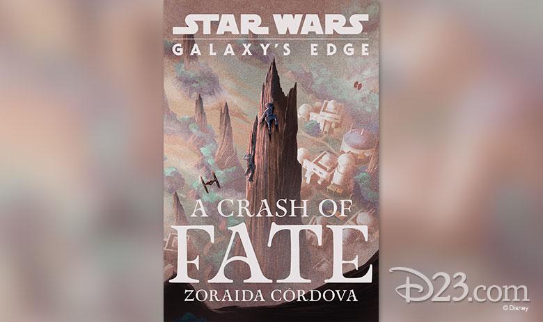 A Crash of Fate book cover