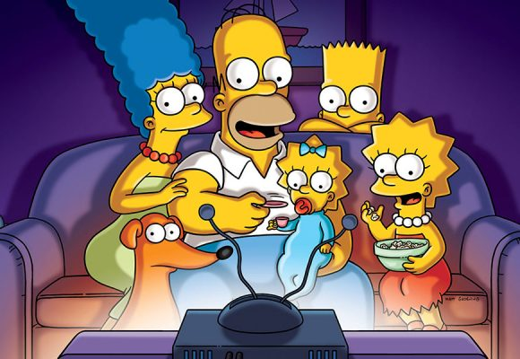 JUST ANNOUNCED: The Simpsons are Coming to D23 Expo 2019