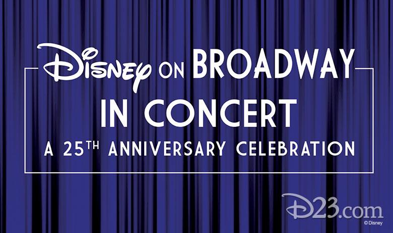 Disney on Broadway in Concert