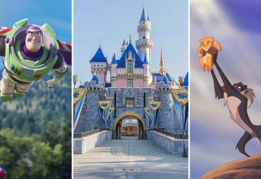 The Perfect Playlist For Your Next Trip to a Disney Park