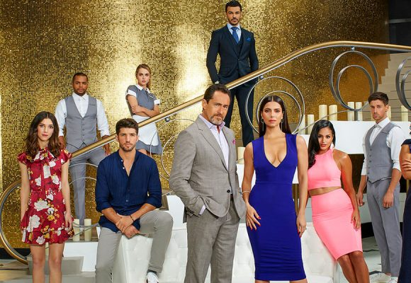 Eva Longoria Invites You to Check into Grand Hotel on ABC