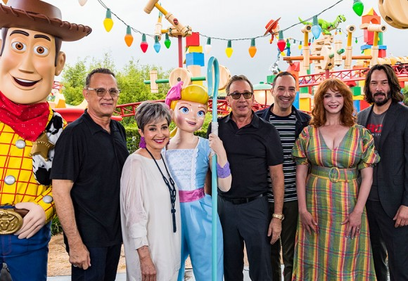 7 Fun Stories We Collected at the Toy Story 4 Press Conference