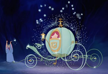 See the Inspiration for Cinderella's Pumpkin Coach