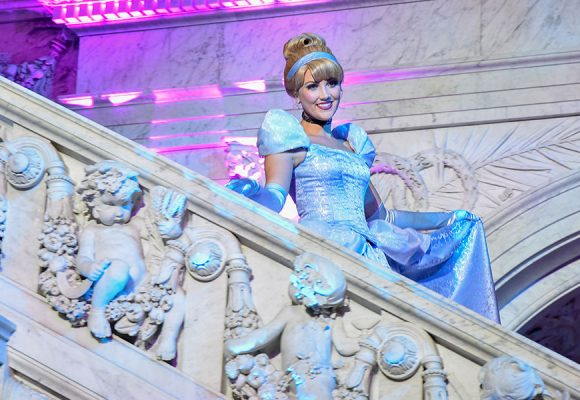 Cinderella Receives an Incredible Honor and an Unforgettable VIP Ball