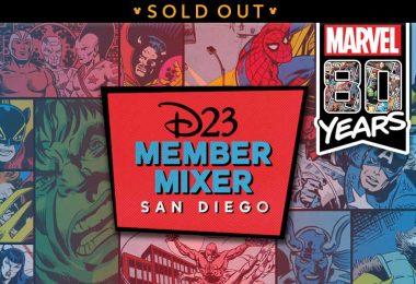 D23 Member Mixer—San Diego