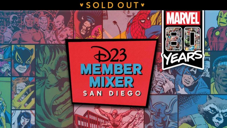 marvel mixer sold out