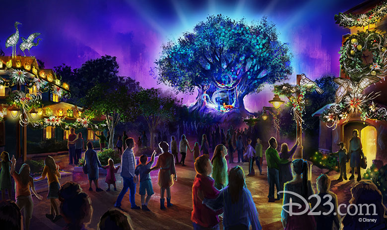 Walt Disney World Christmas.All The Holiday Magic Coming To Walt Disney World Resort In