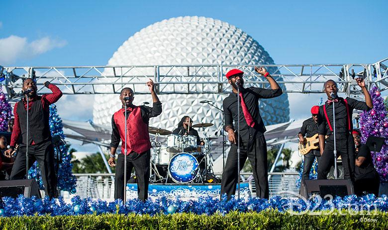 Walt Disney World Resort 2019 Holiday Season