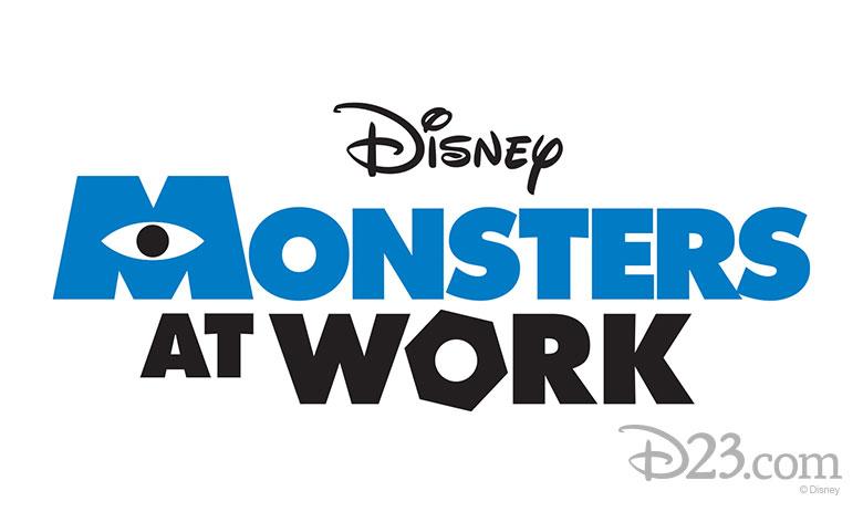 Monsters at Work Disney+